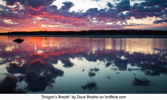 Dragon's Breath - Dave Brosha