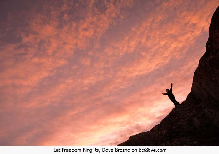 Let Freedom Ring - Dave Brosha