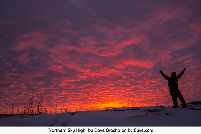 Northern Sky High - Dave Brosha