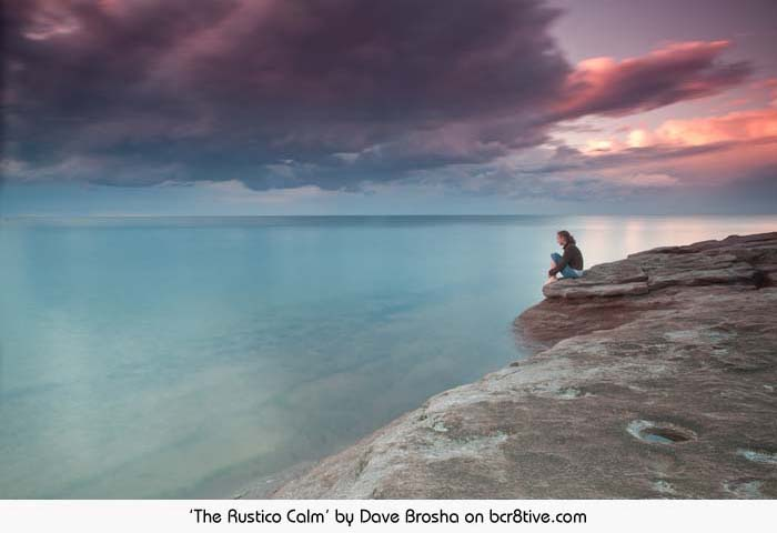 The Rustico Calm - Dave Brosha