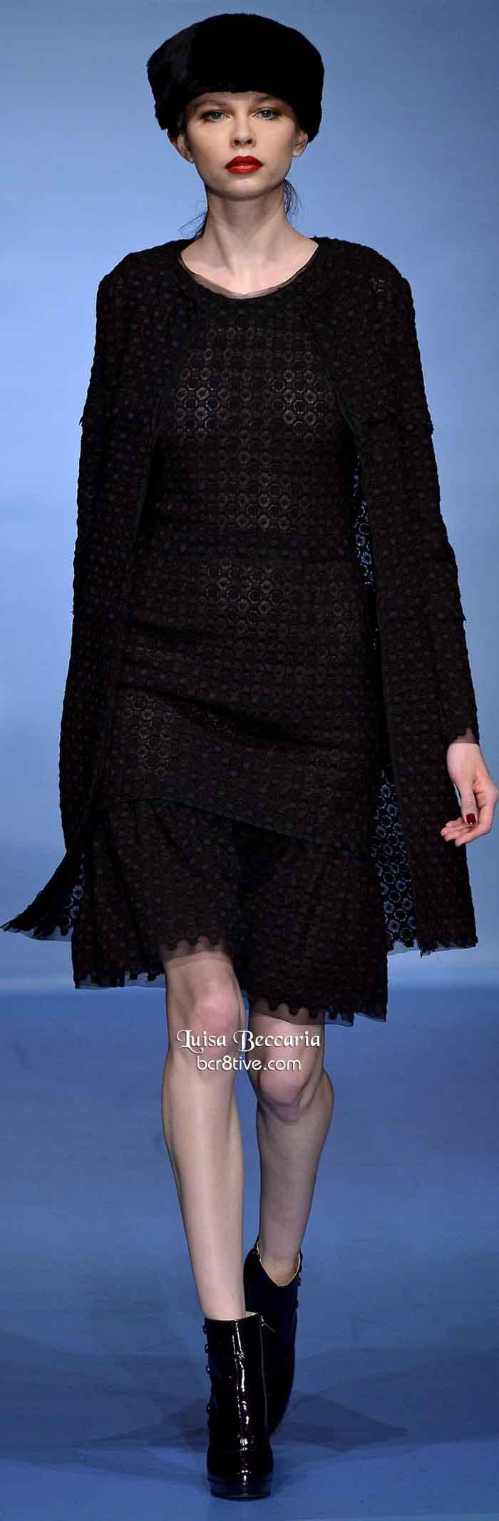 Luisa Beccaria Winter 2013-14