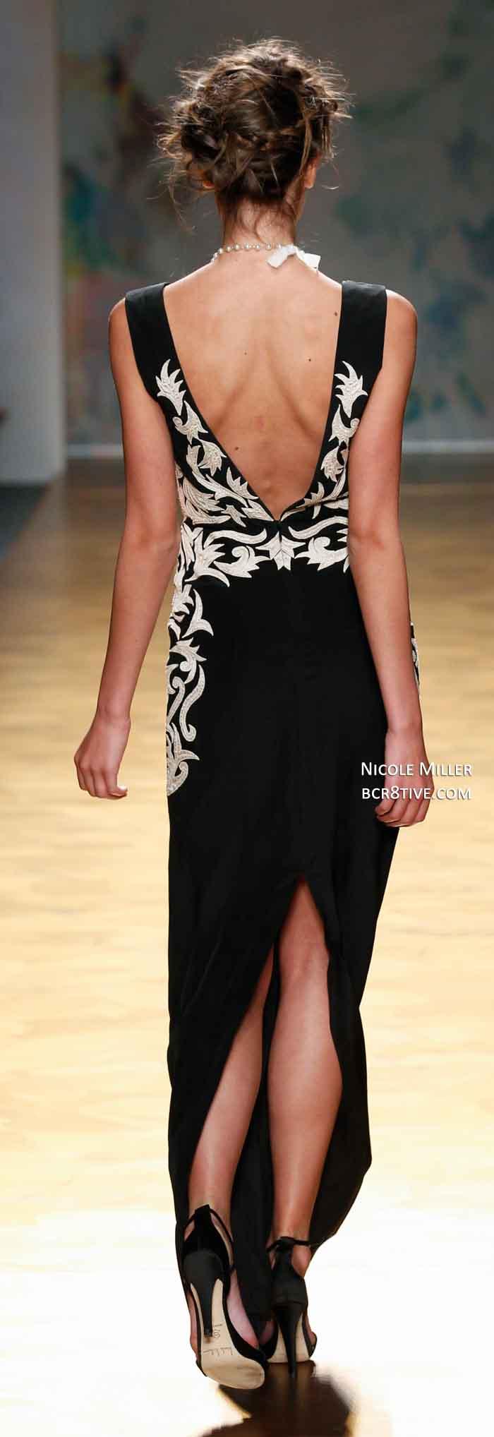 Nicole Miller Spring 2014