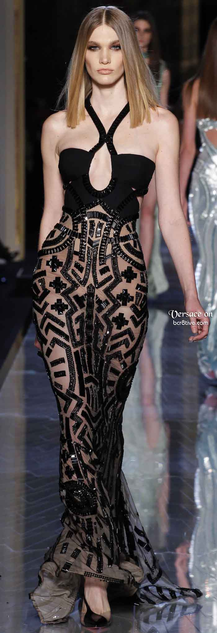 Versace Spring 2014 Haute Couture