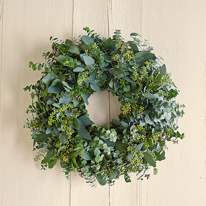 Williams Sonoma - Eucalyptus Wreath