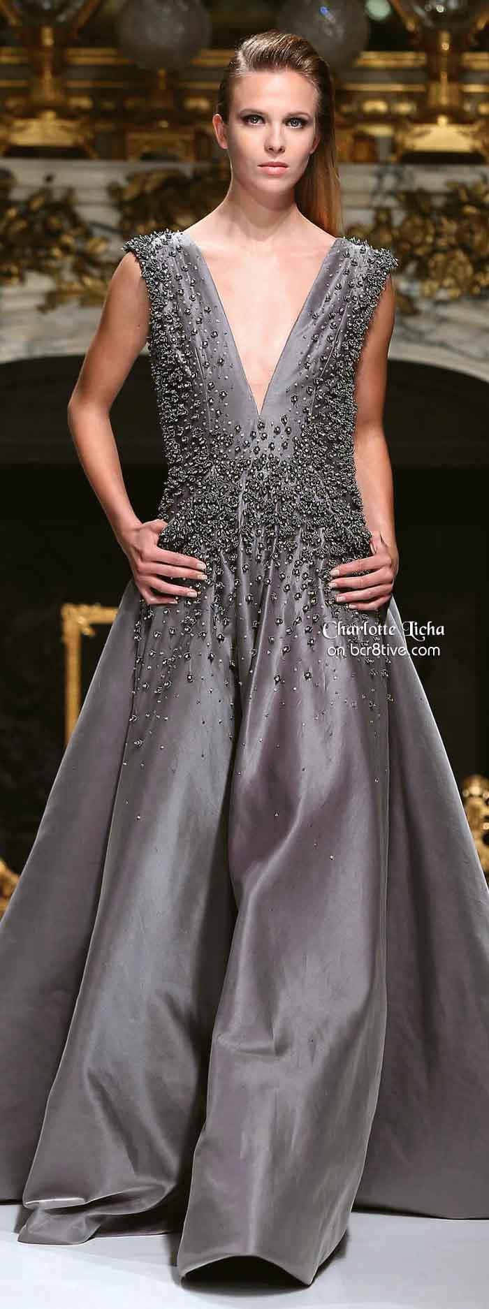 Charlotte Licha Spring 2014 Couture