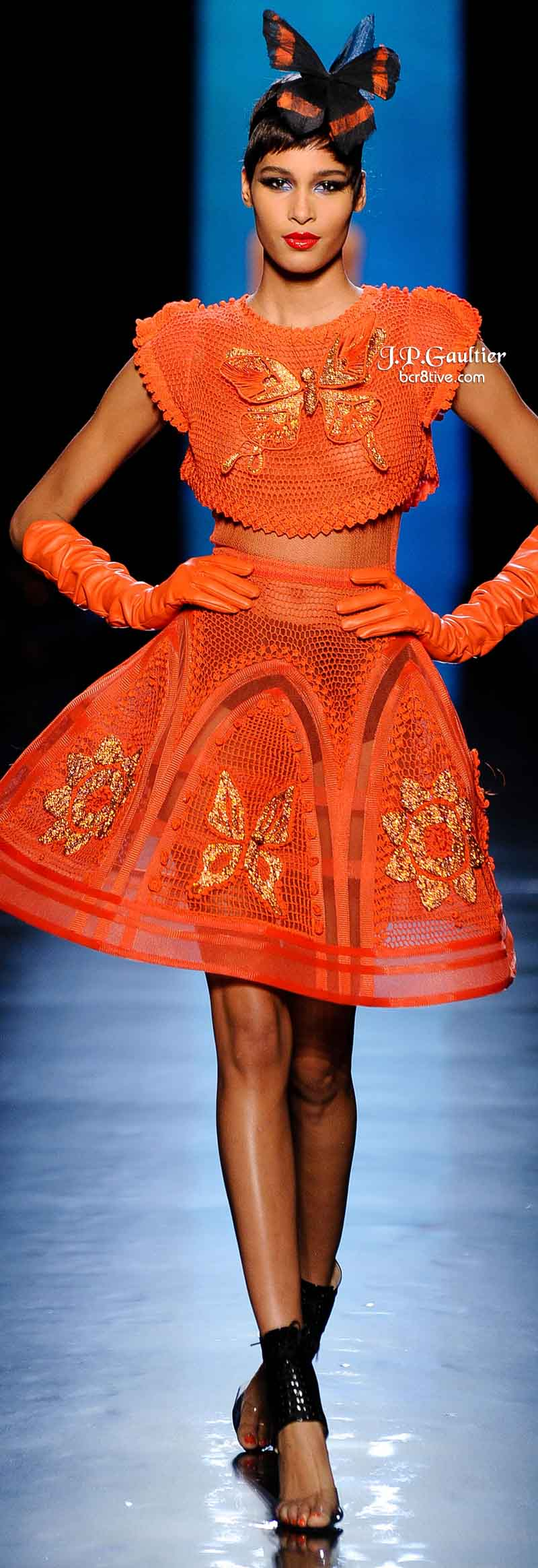 Jean Paul Gaultier Spring 2014 Couture