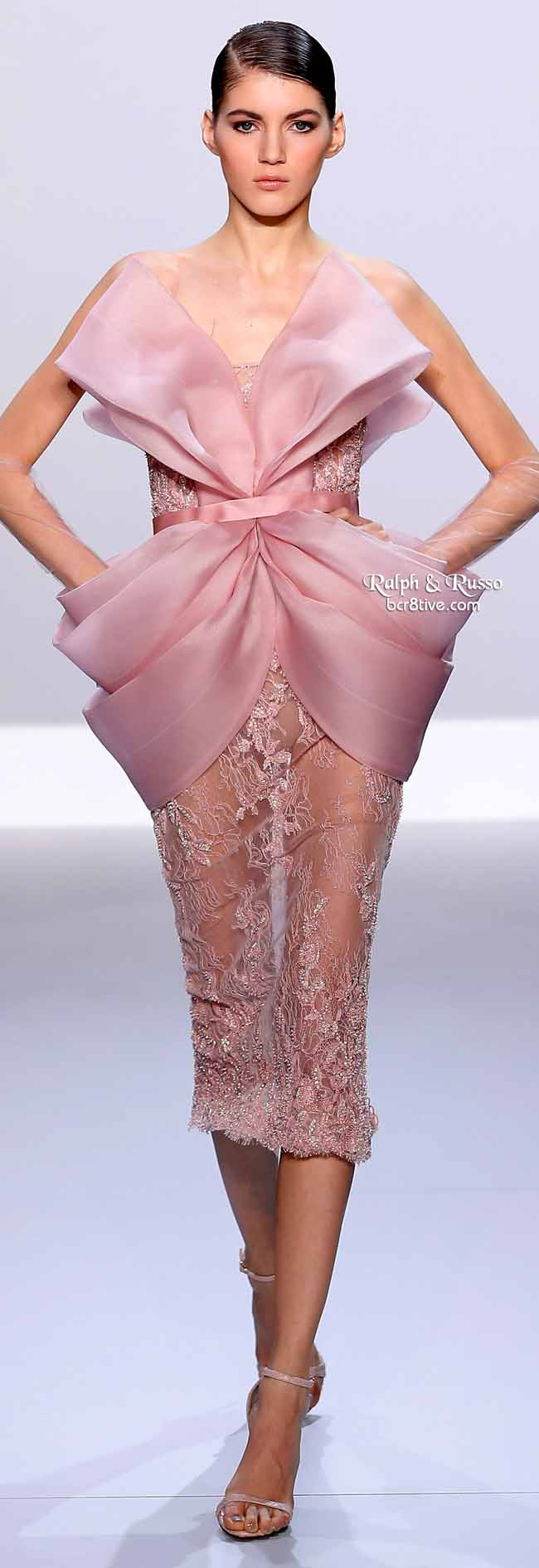Ralph & Russo Spring 2014 Haute Couture
