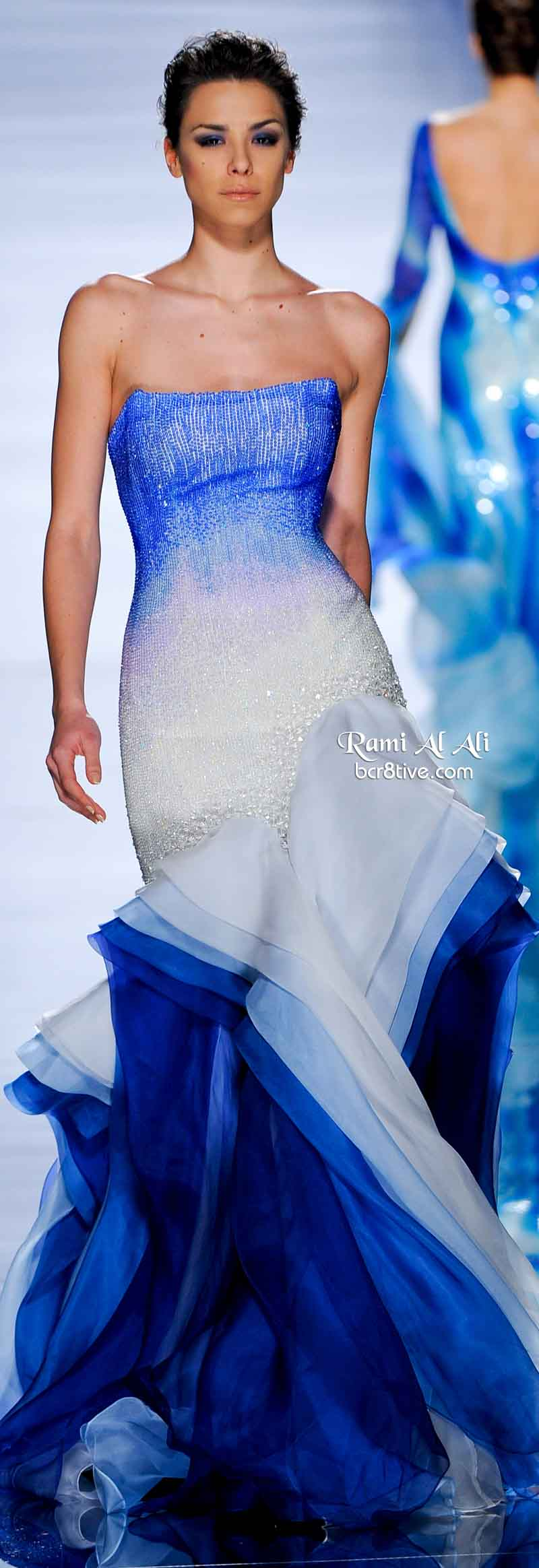 Rami Al Ali Spring 2011 Couture