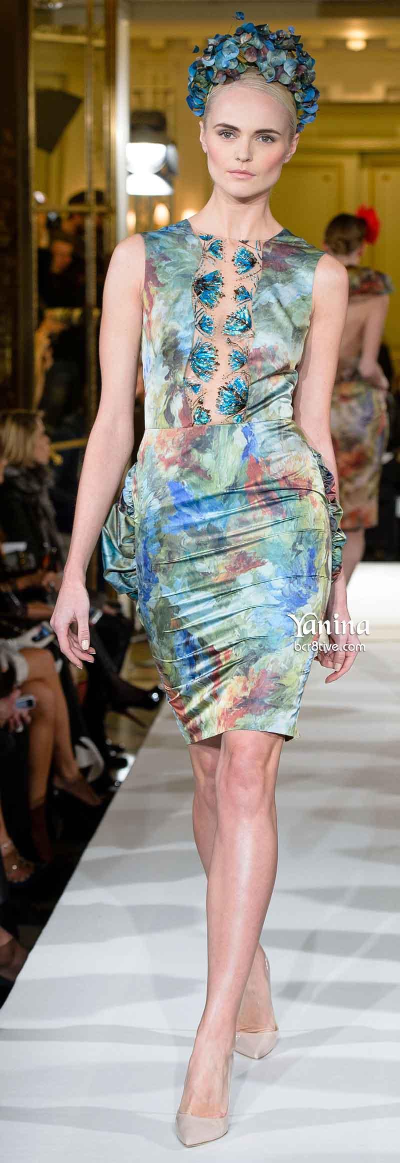 Yanina Spring 2014 Haute Couture