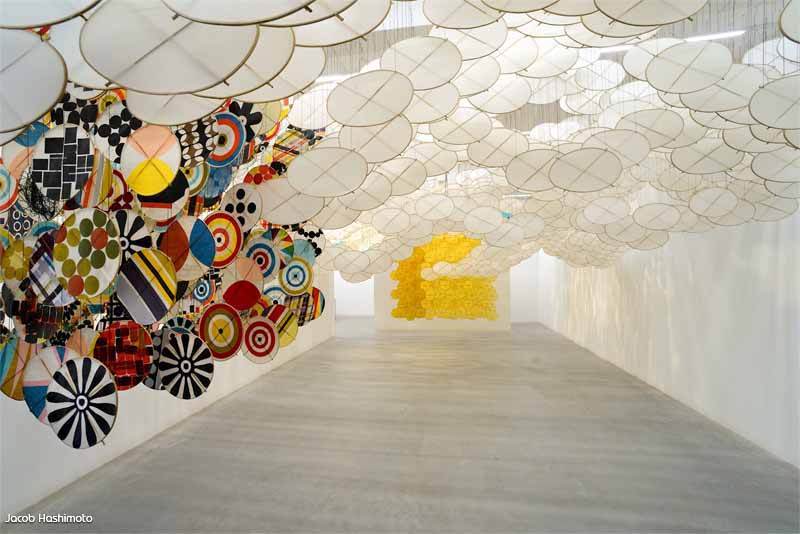 Jacob Hashimoto - The Other Sun