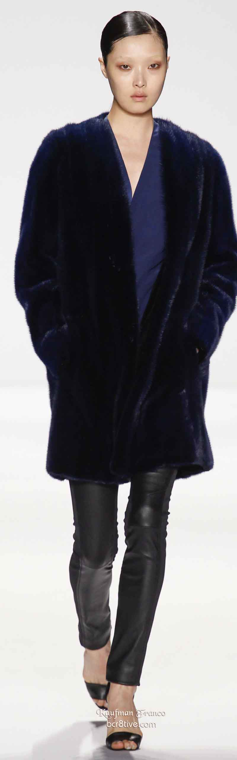 Kaufman Franco Fall Winter 2014-15 RTW