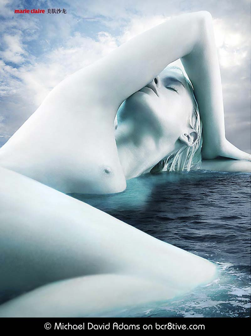 Michael David Adams - Iceberg Series