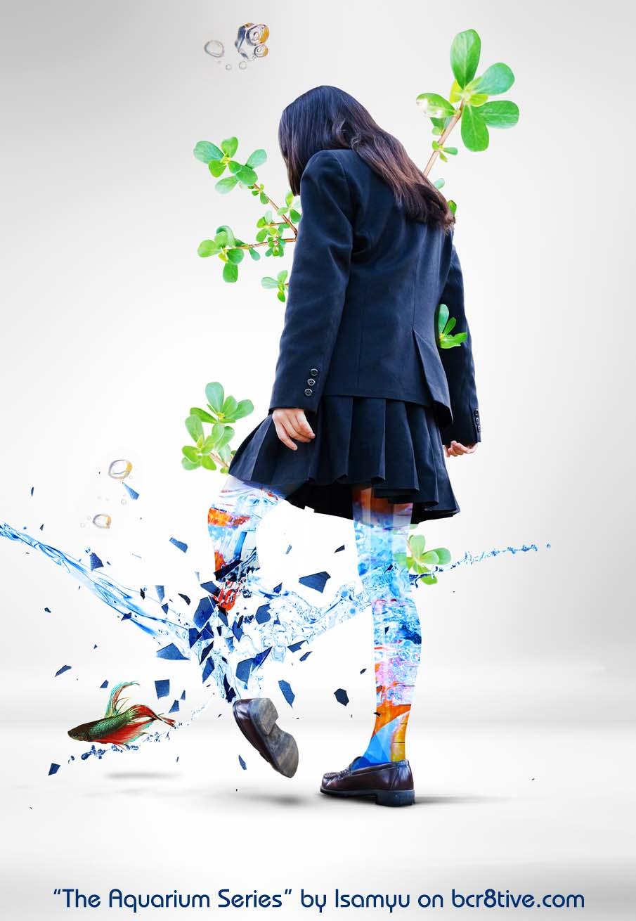 The Aquarium Series by Isamu - Bettarium