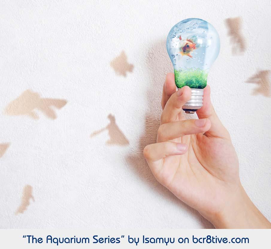 The Aquarium Series by Isamu - Lightrium