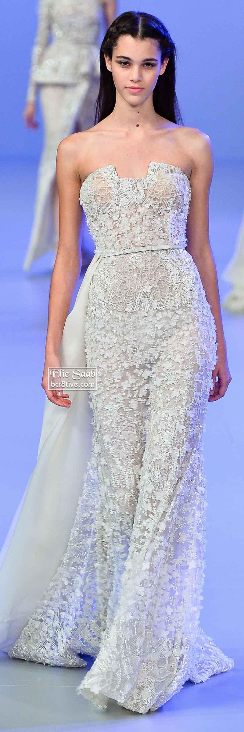 Elie Saab Spring 2014 Couture