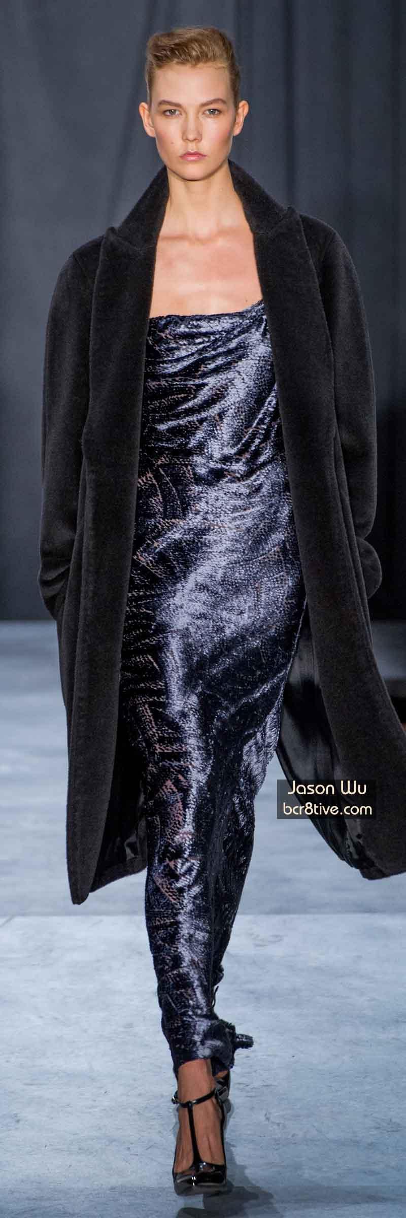 Jason Wu FW 2014 #NYFW