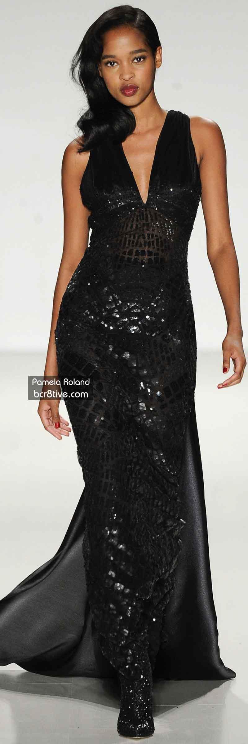 Pamela Roland FW 2014 #NYFW