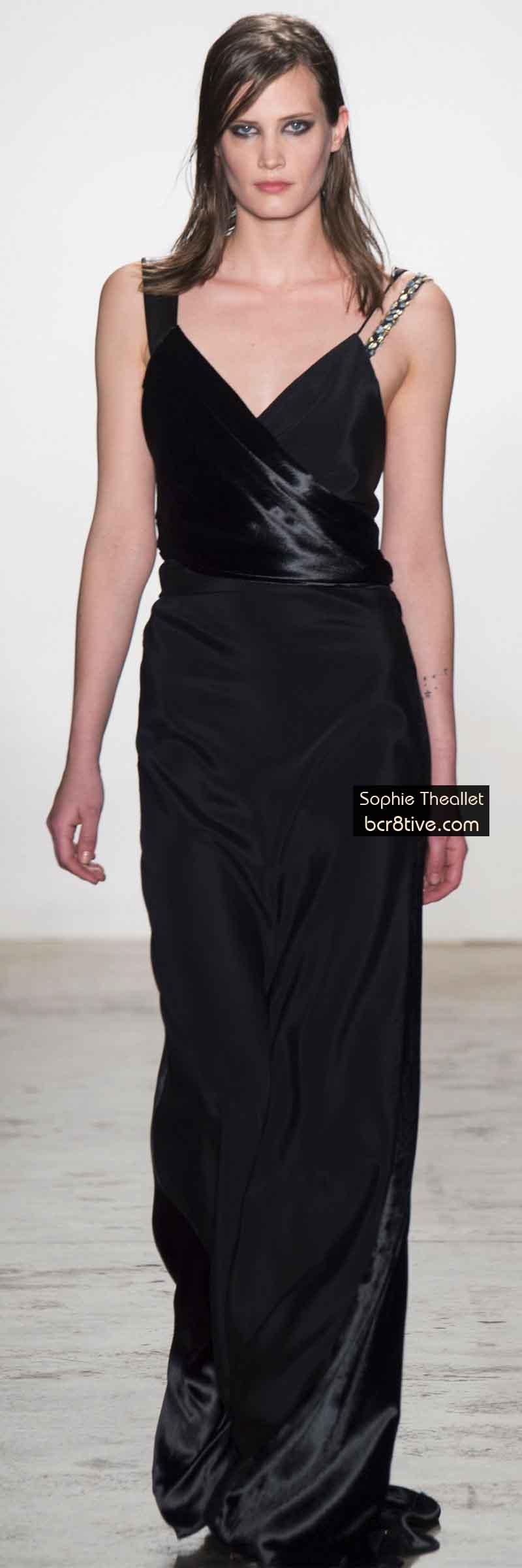 Sophie Theallet FW 2014 #NYFW