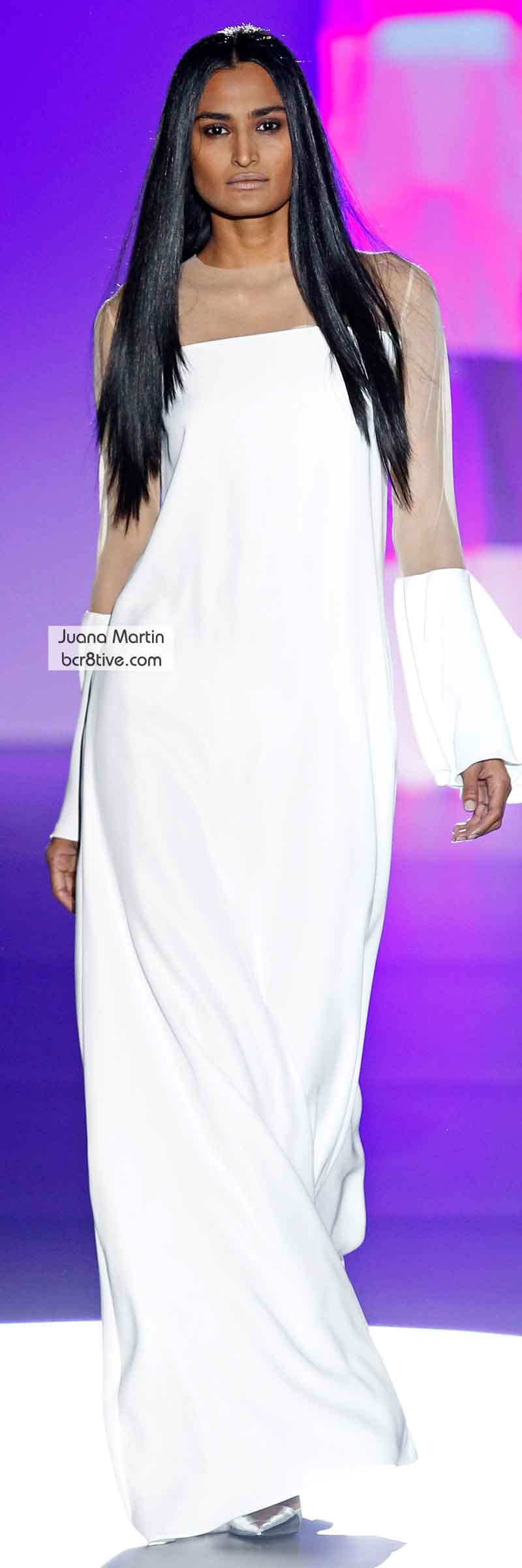 Juana Martin FW 2014 #MadridFashionWeek