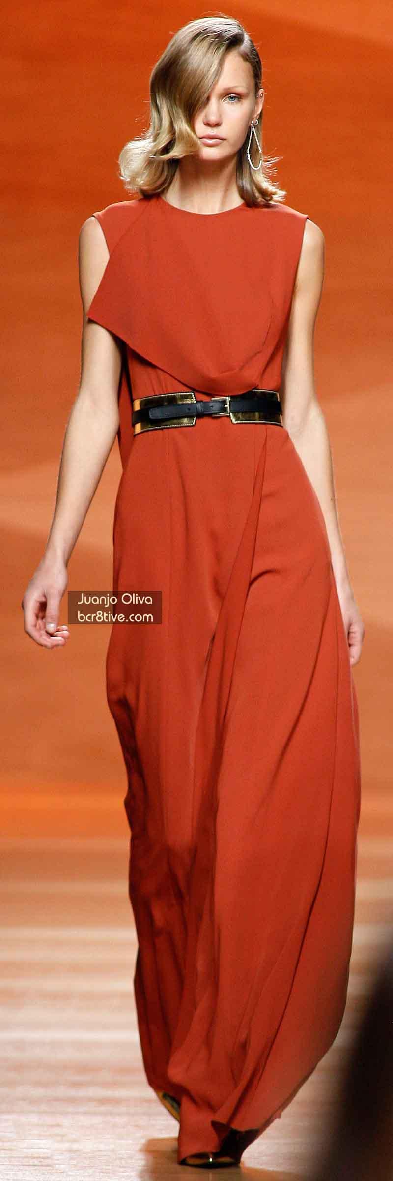 Juano Oliva FW 2014 #MadridFashionWeek