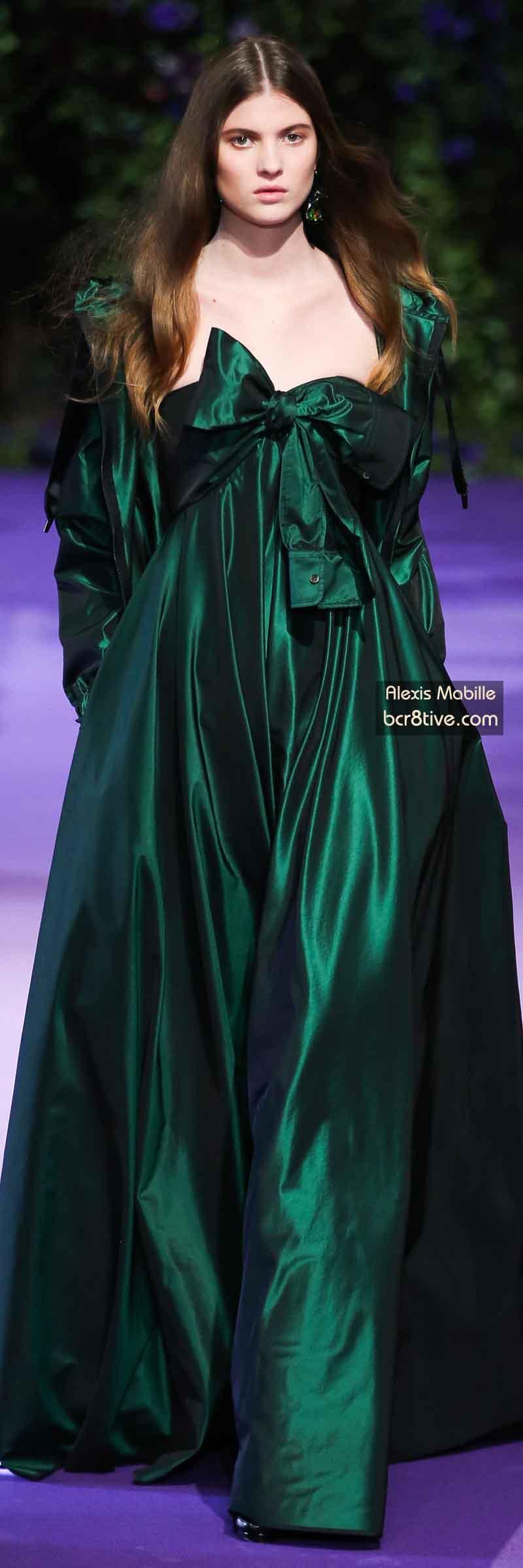 Alexis Mabille FW 2014 #ParisFashionWeek