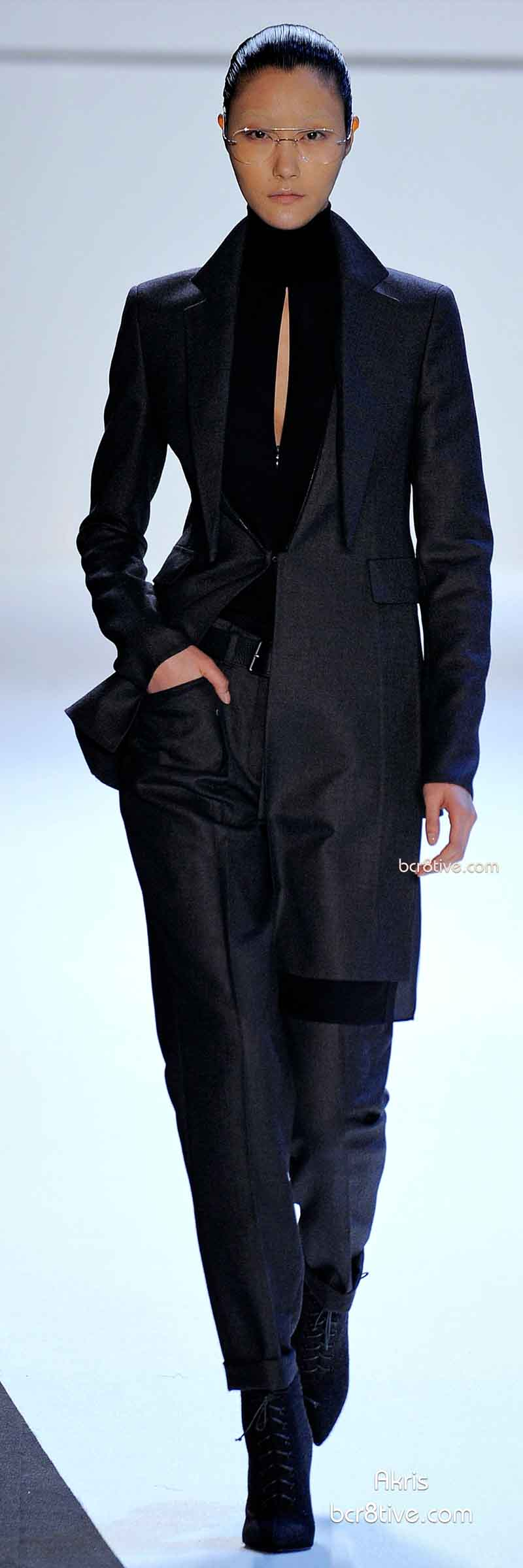 Fall 2014 Menswear Inspired Fashion - Akris