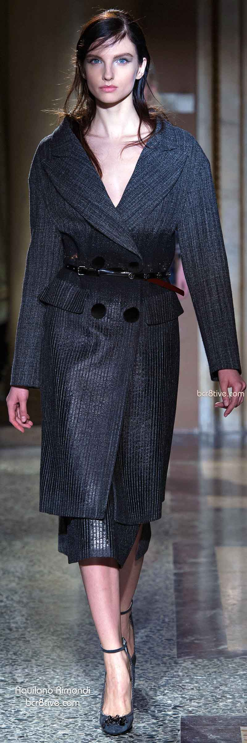 Fall 2014 Menswear Inspired Fashion - Aquilano Rimondi