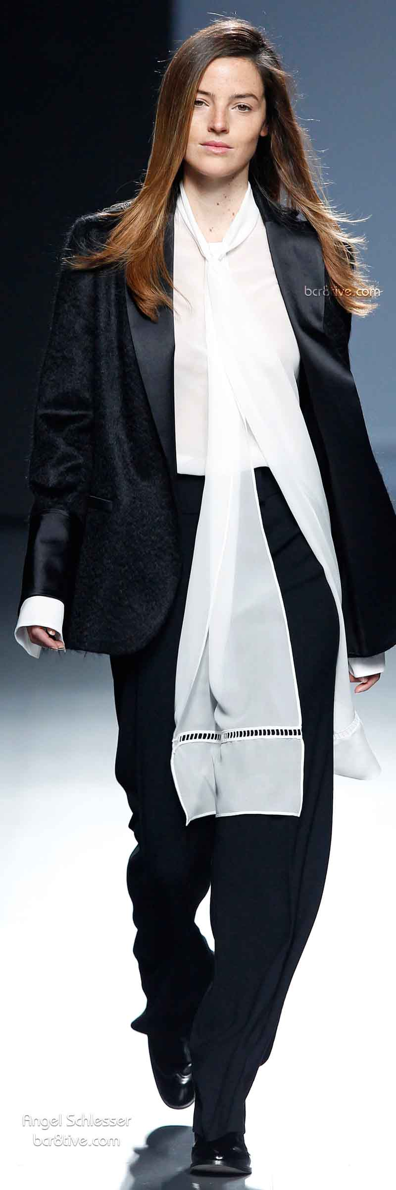 Fall 2014 Menswear Inspired Fashion - Angel Schlesser