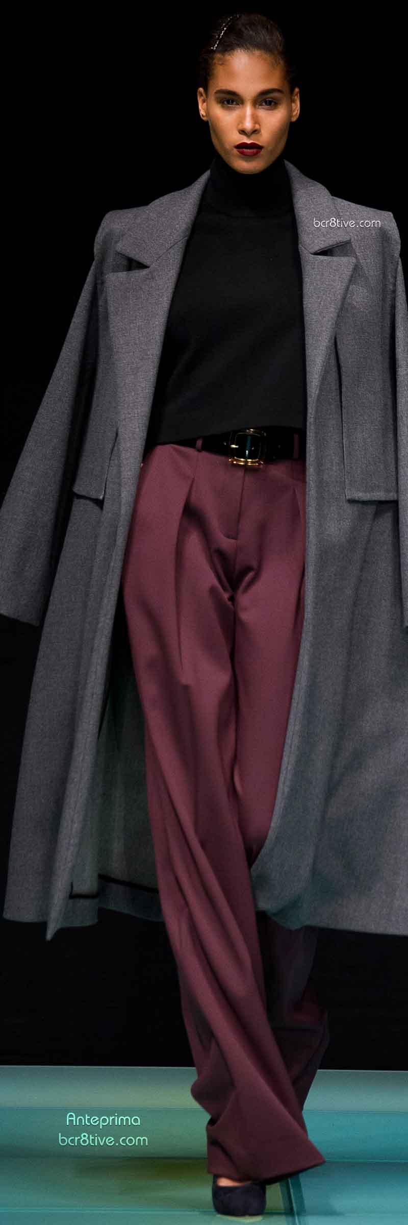 Fall 2014 Menswear Inspired Fashion - Anteprima