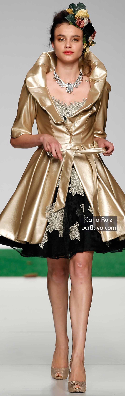 Carla Ruiz Spring 2014 Bridal Couture