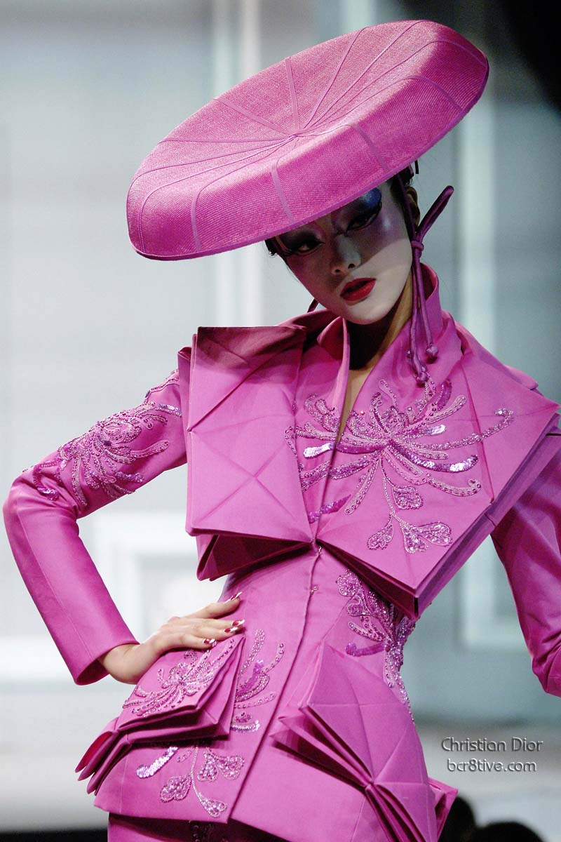 Classic Dior Couture - John Galliano for Dior