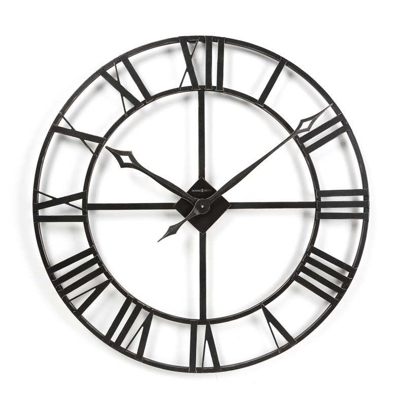 Howard Miller Lacy Quart Wall Clock