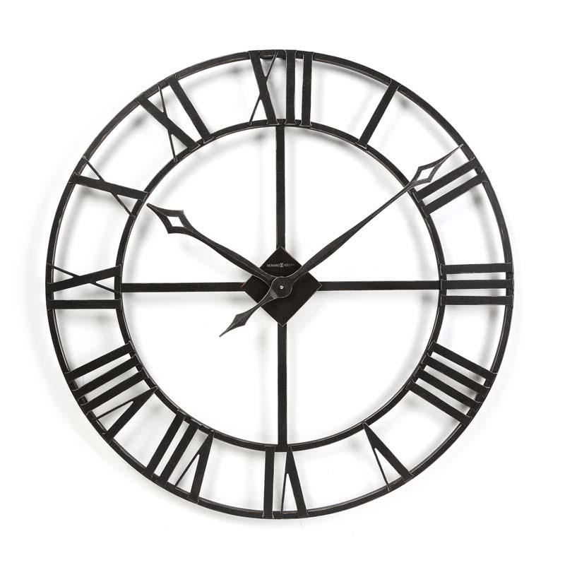 Howard Miller Lacy Quart Wall Clock