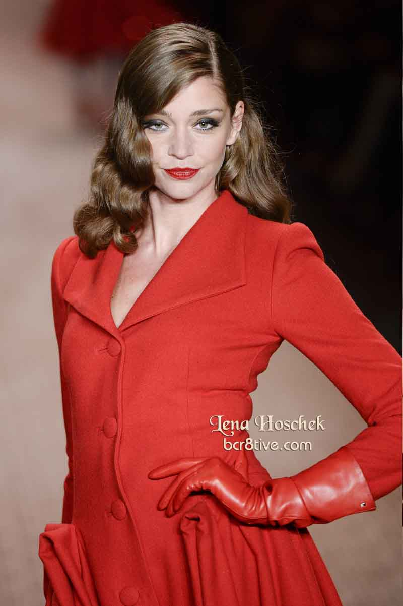 Lena Hoschek Fall 2014