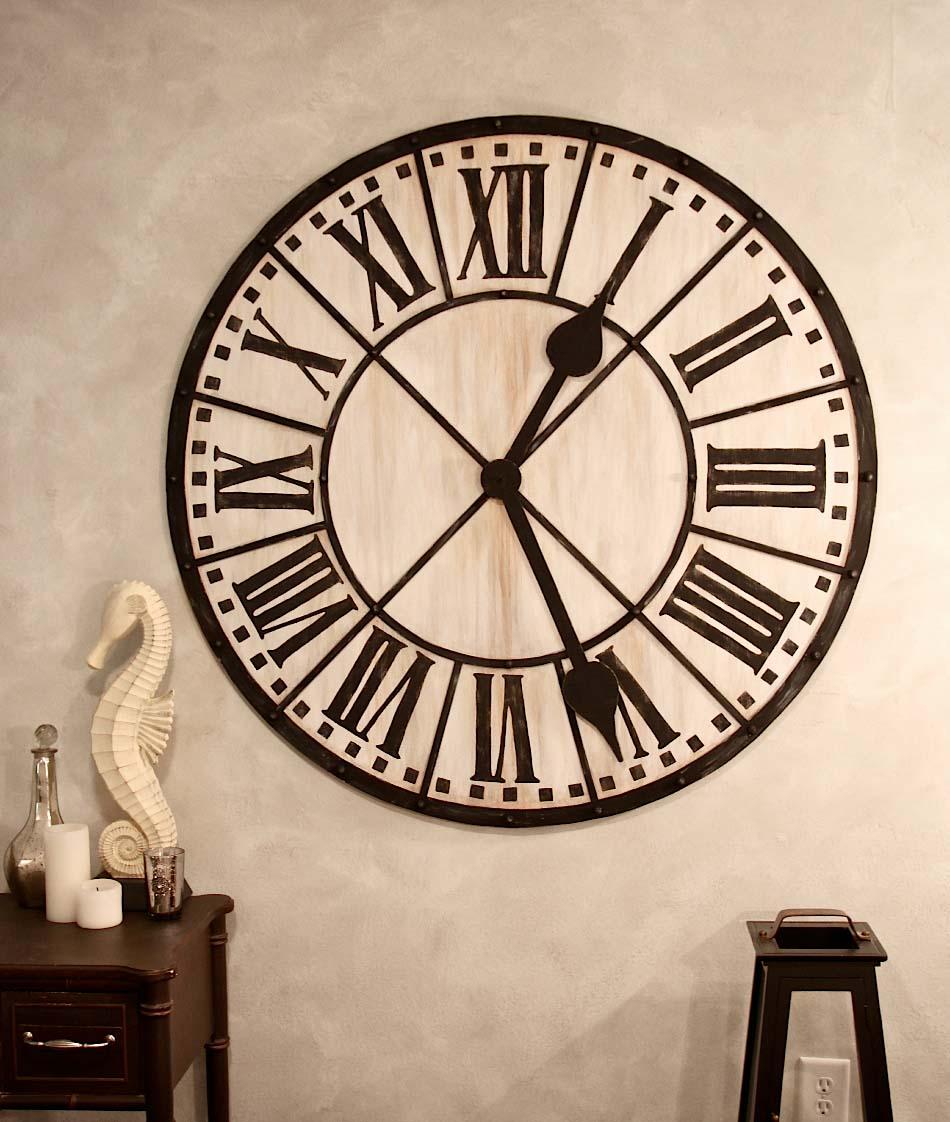 Epbot DIY Giant Wall Clock