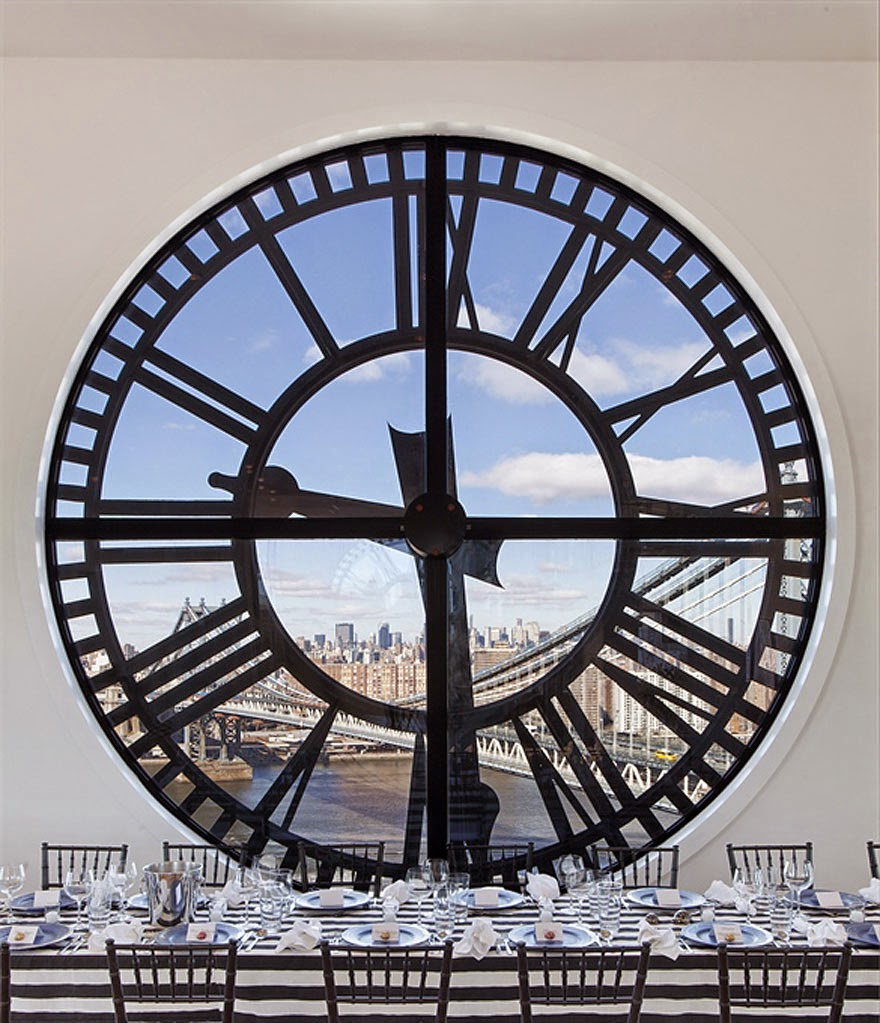 A Beautiful View from a the Clock Tower Penthouse New York