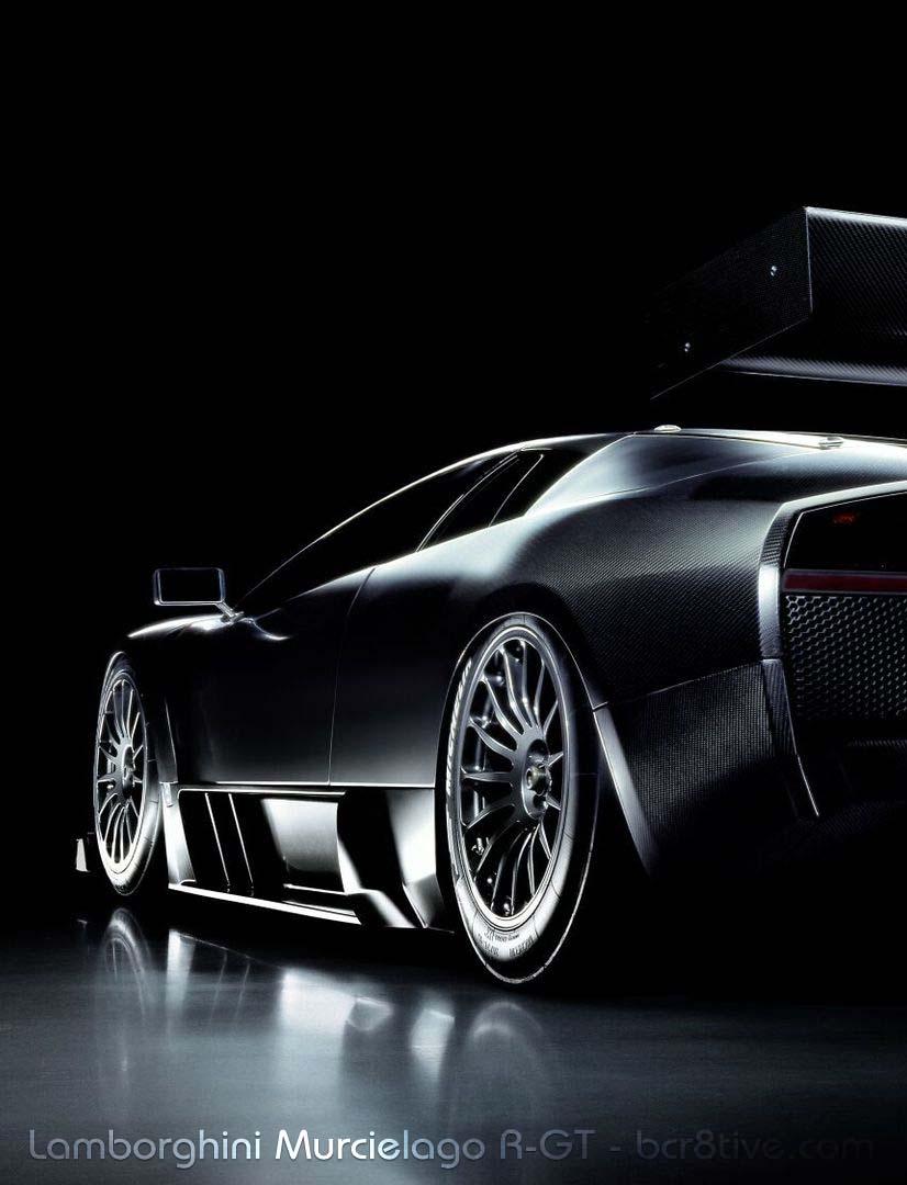 Merveilleux 2003 Lamborghini Murcielago R GT