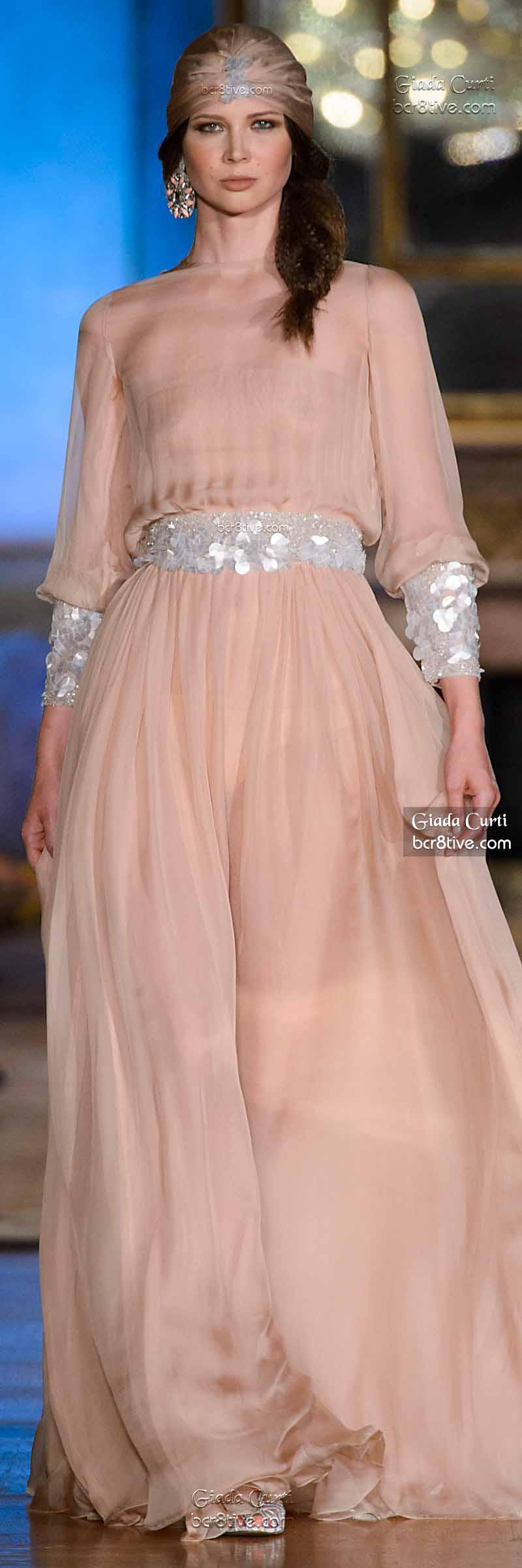 Giada Curti Shukran Haute Couture Collection