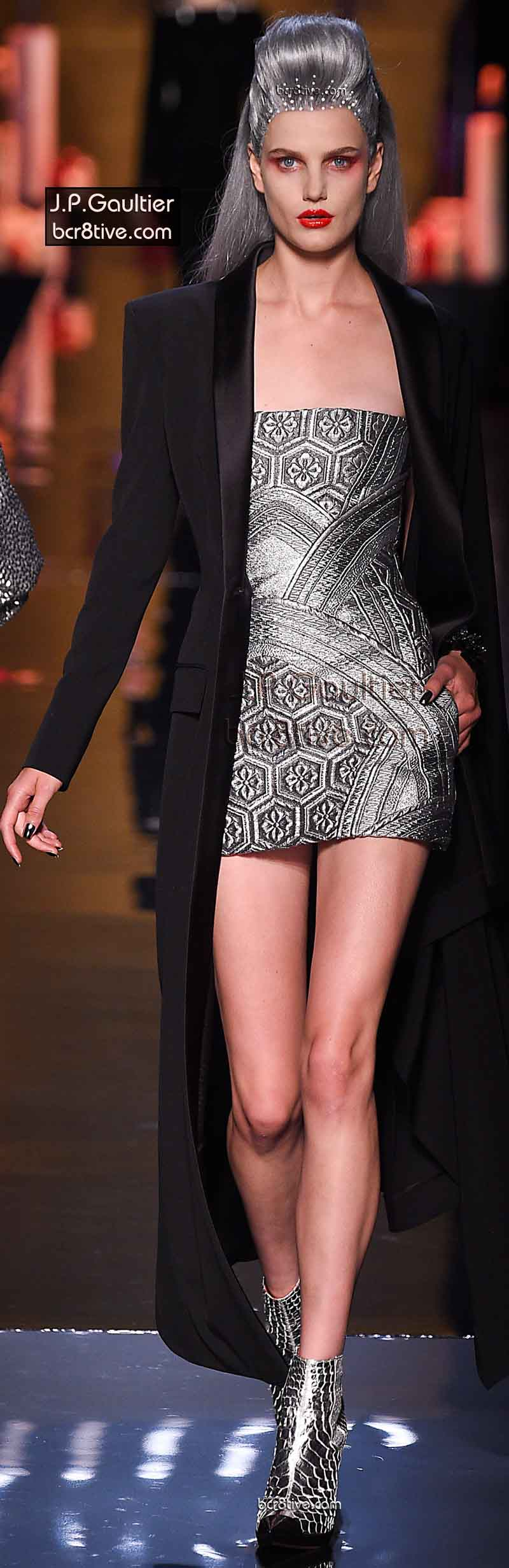 Jean Paul Gaultier Fall Winter 2014-15 Haute Couture