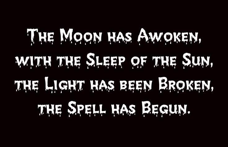 Halloween Poem