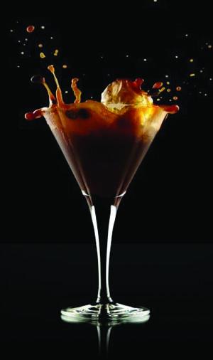 Espresso Martini for Halloween