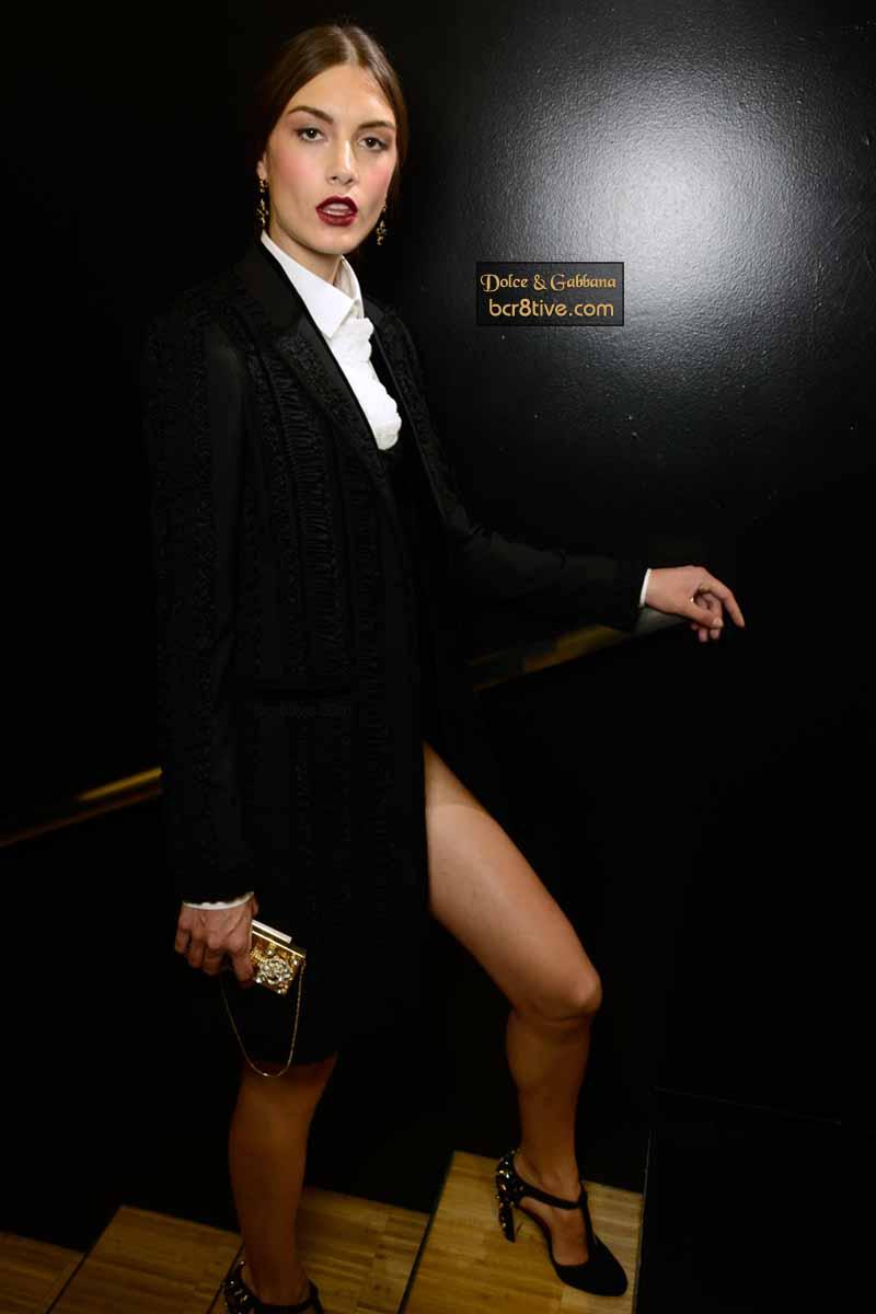 Dolce and Gabbana Spring 2015 Milan