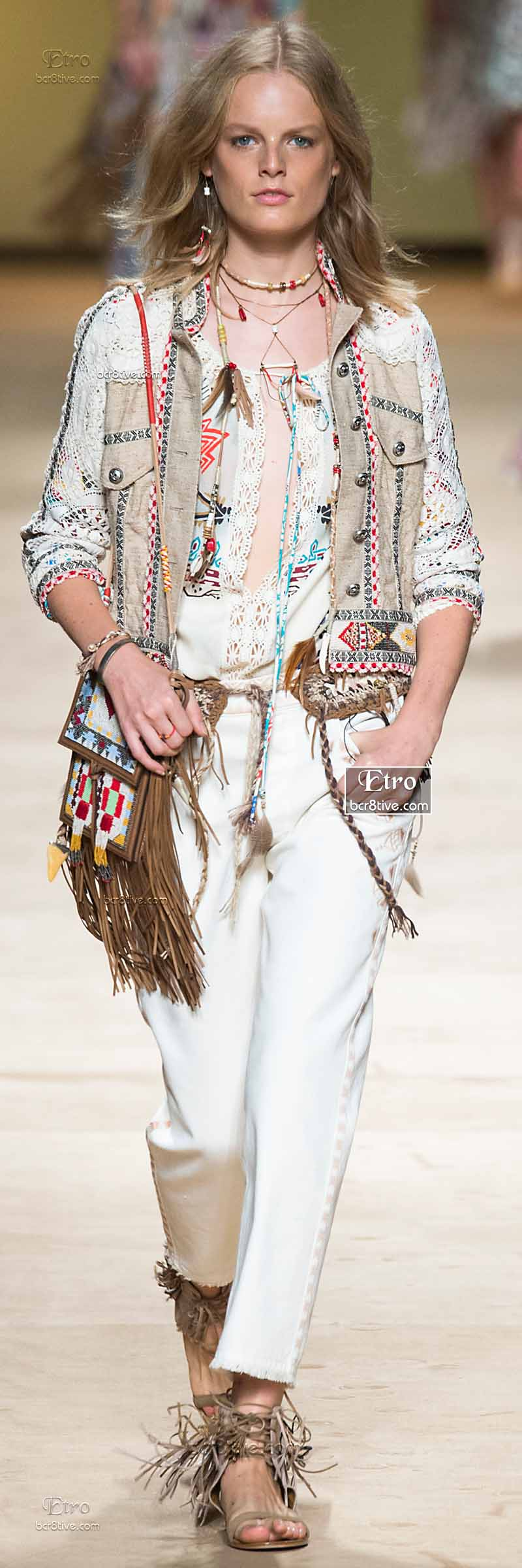 Etro Spring 2015-16 RTW Collection