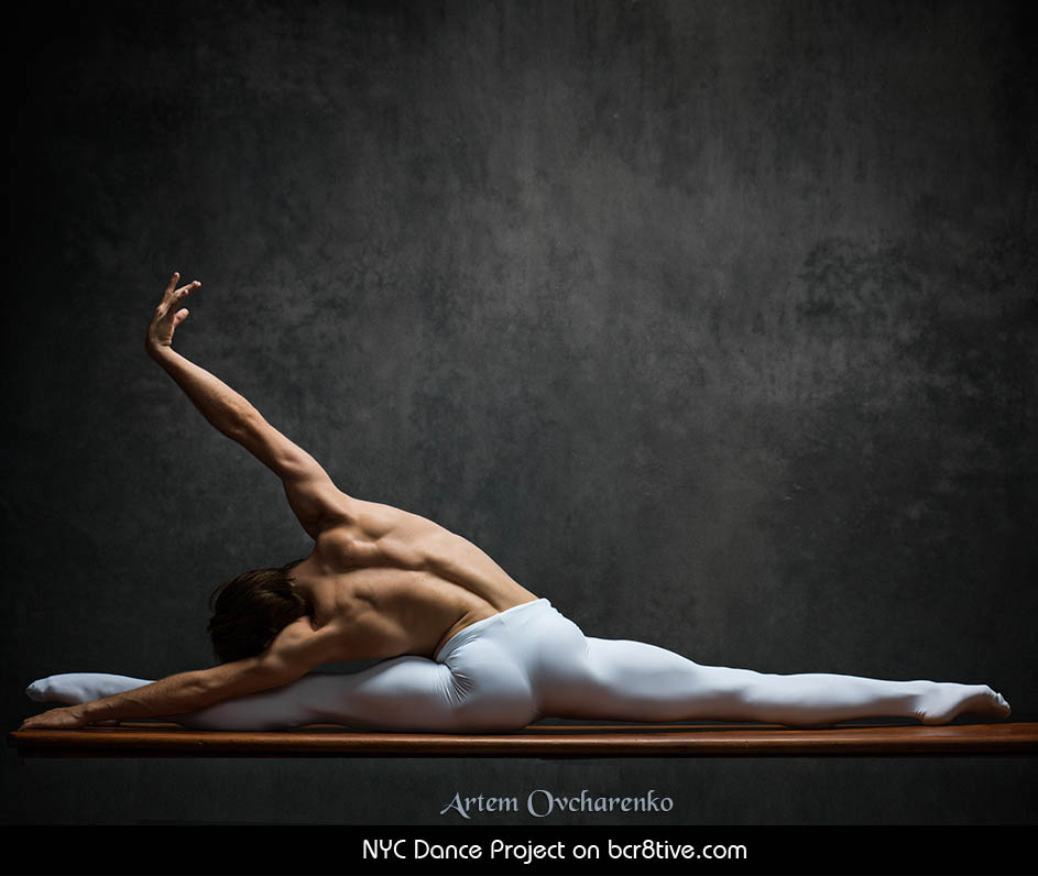 NYC Dance Project - Artem Ovcharenko, Principal Dancer, Bolshoi