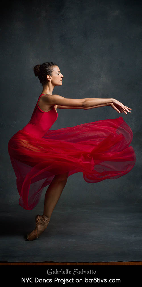 NYC Dance Project - Gabrielle Salvatto