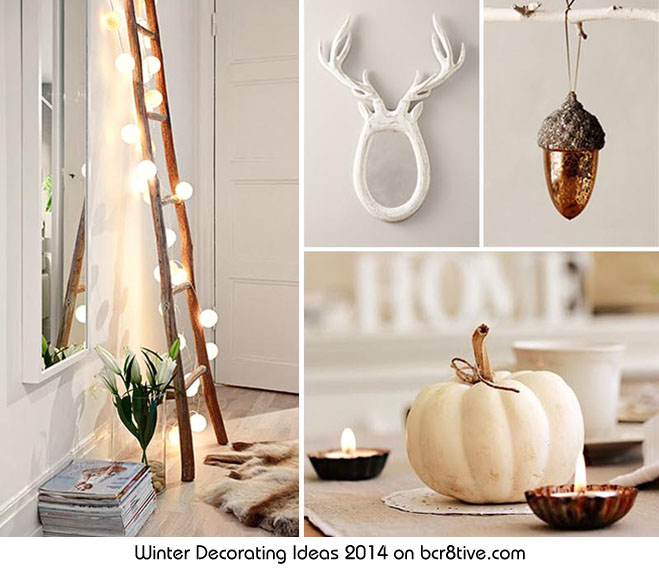 Winter Decorating Ideas 2014