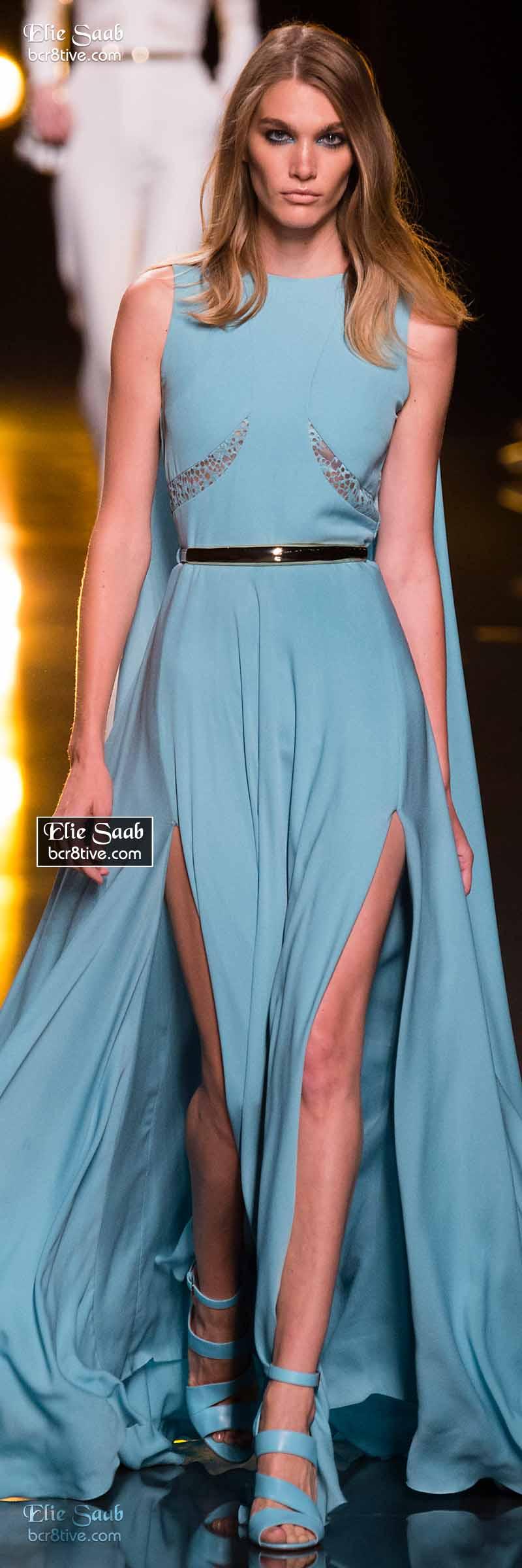 Elie Saab Spring 2015 RTW