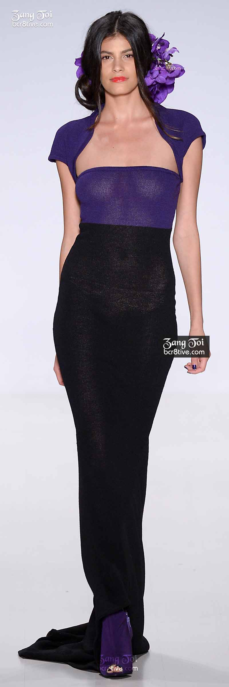 Zang Toi Spring 2015 Ready to Wear Runway Fashion