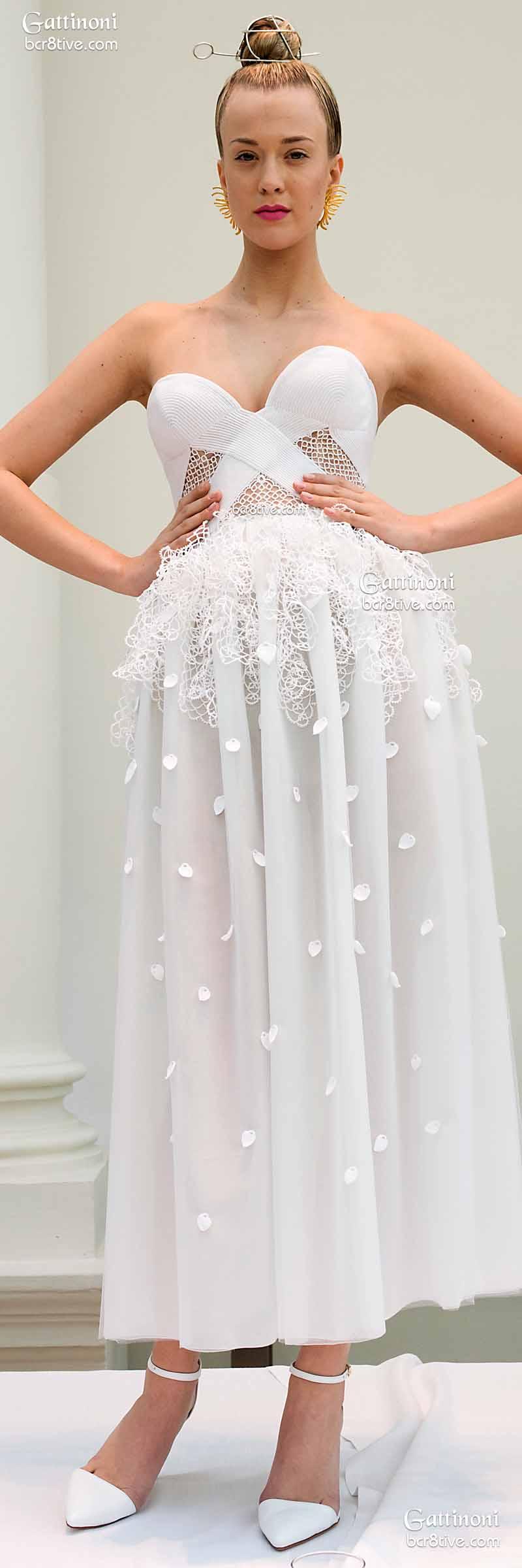 Gattinoni Spring 2015 Haute Couture