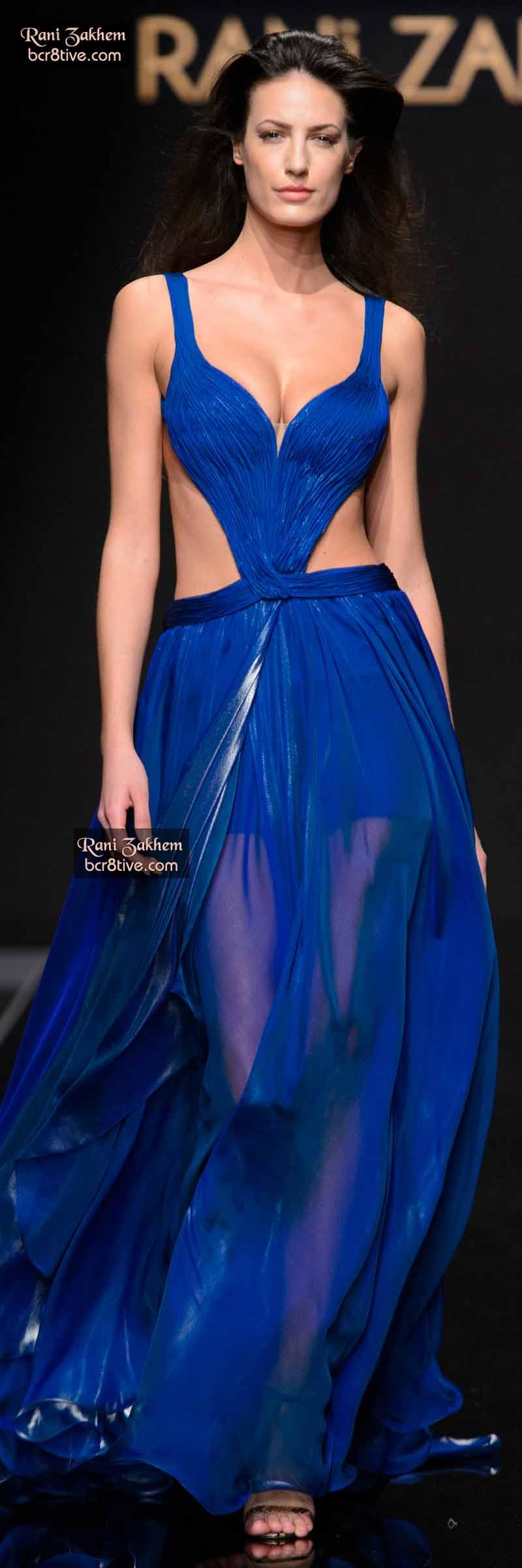 Rani Zakhem Spring 2015 Haute Couture